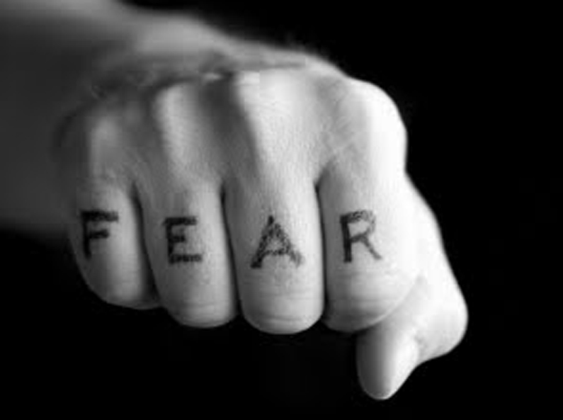 Run Toward Fear