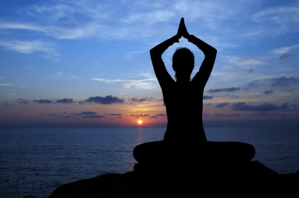 Is it Yoga or Divorce Mediation?